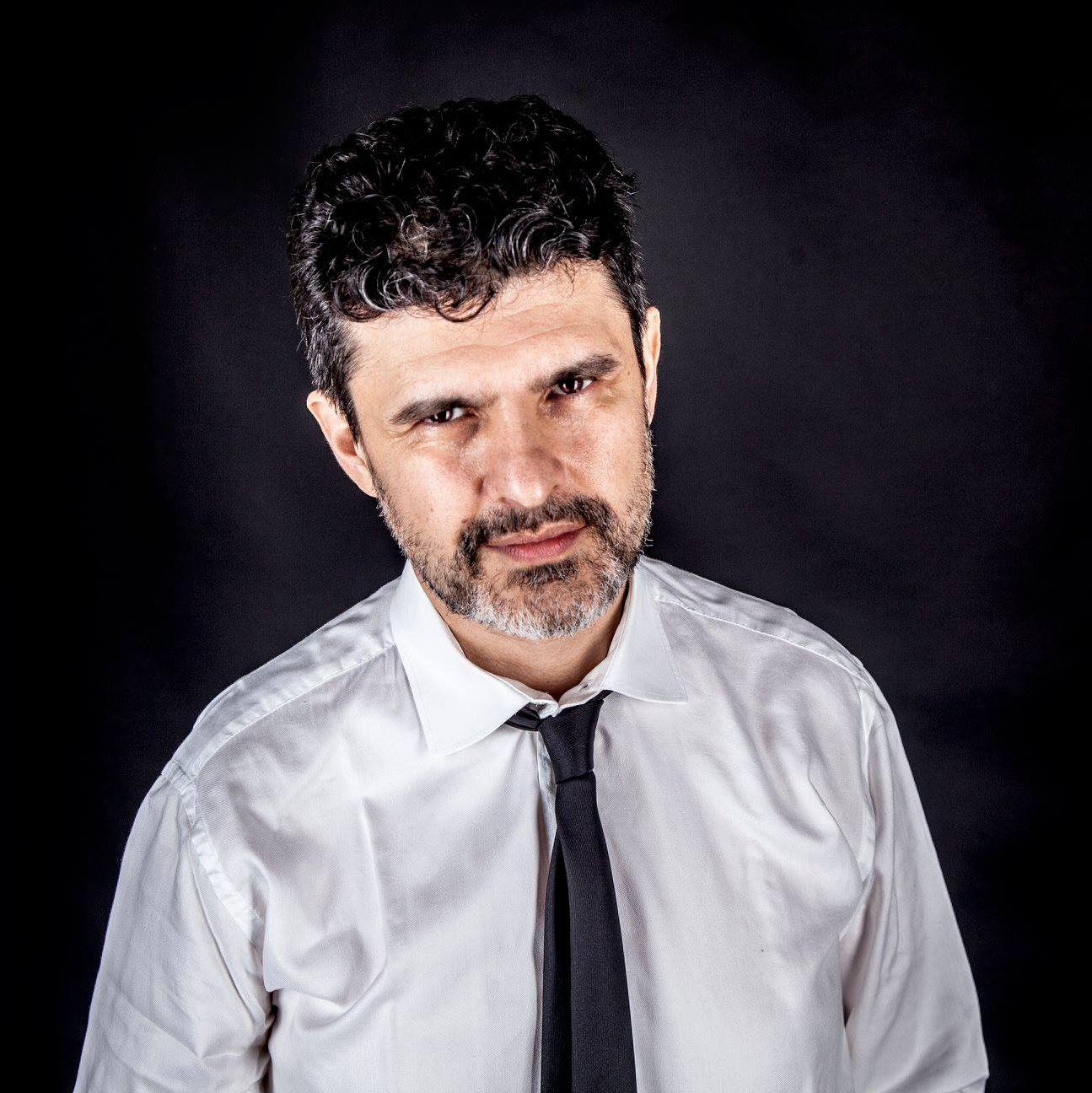 An image portraying Luca Bottura