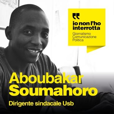 Soumahoro Aboubakar